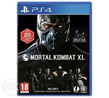 Mortal Kombat XL and Batman Arkham Knight