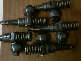 Volkswagen unit injectors