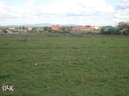 Block of five acres for sale at Syokimau