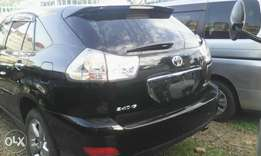 Toyota Harrier, KCN, year 2011, 2400 CC, sunroof, leather seats.