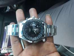 Winner calipre watch