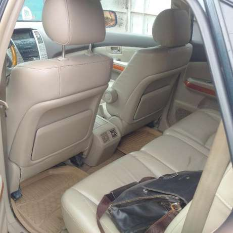 Just Registered 2004 Lexus RX300 (NAVIGATION/REVERSE CAMERA) Ikeja - image 6