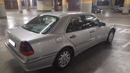 2000 Mercedes Benz c240 W202 for sale