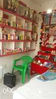 Cosmetics shop for sale good will in mengo next to the market