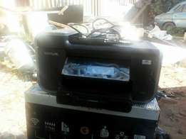Brand new printing machine