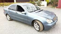 Mercedes-Benz C240. Trade In Ok