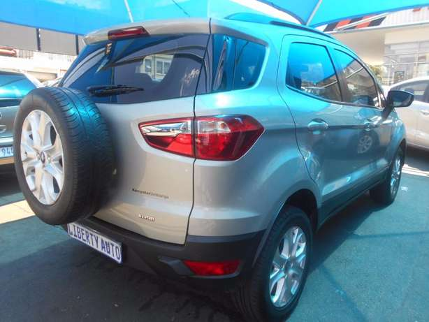 2015 Ford EcoSport 1.5 TDCi Trend 21,019km SUV Turbo Charger, Manual G Johannesburg CBD - image 8
