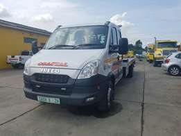 2014 iveco double cab