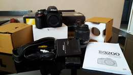 Nikon D3200 Kit and accessories