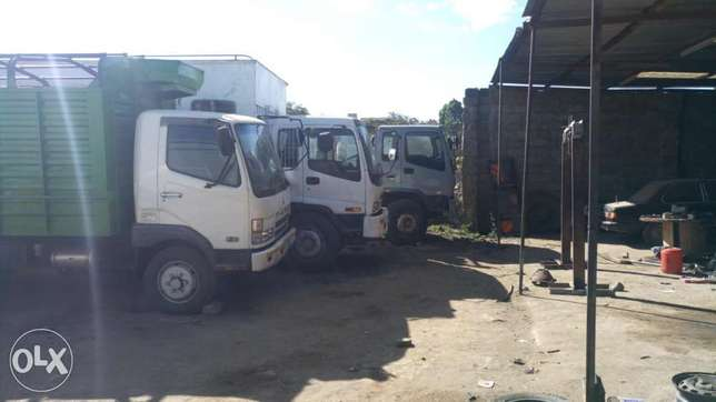 Fighter Truck For Hire (Owner) Affordable Rates Ongata Rongai - image 4