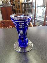 Small blue vase (p3271/59)