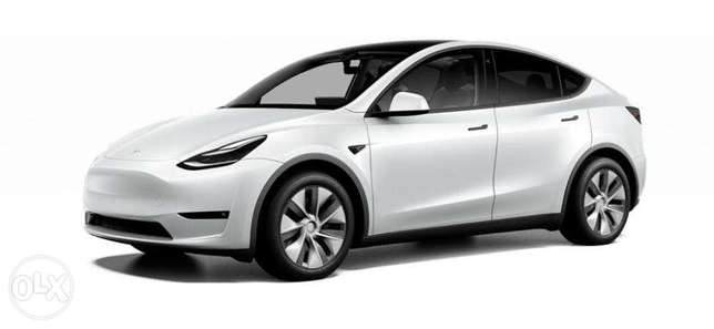 Import your Tesla Model Y by Ghandour Auto