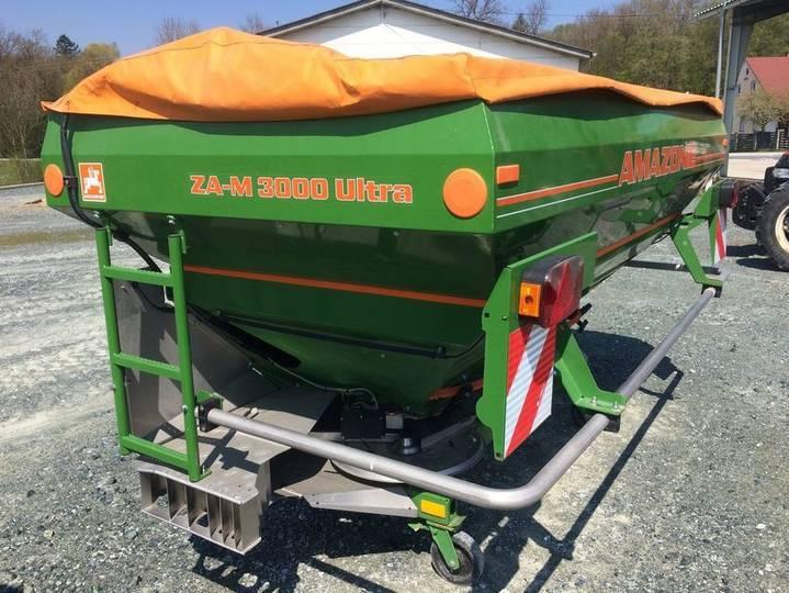 Amazone za-m 3000 ultra hydro profis - 2012
