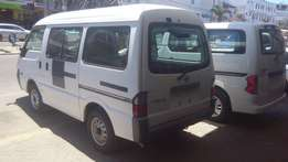 Nissan Vanette Diesel automatic available for sale