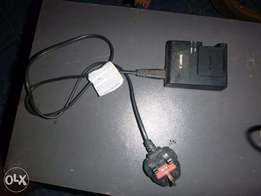 cannon battery LC E10E AND THE CHARGER