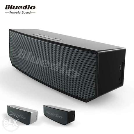 Bluedio BS-5 Mini Bluetooth speaker Portable Wireless speaker Sound Sy الرياض -  1