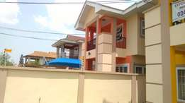 Four bedroom house with one out house for sale at East Legon