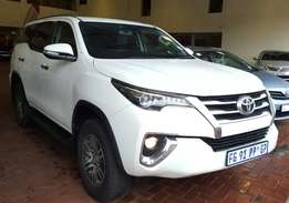 Toyota Fortuner Auto New Spec 2.8GD6