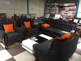Antique Sofas 7 Seaters