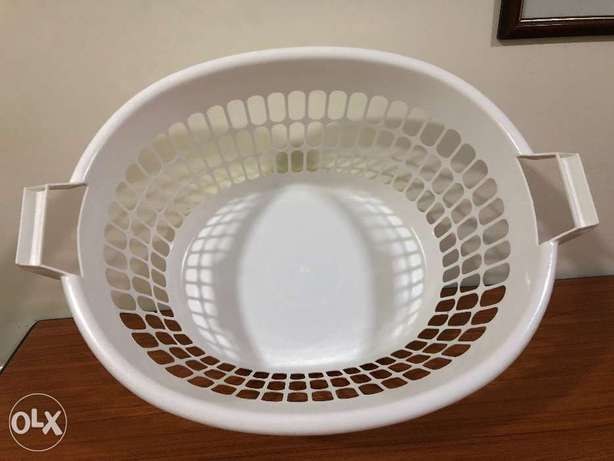 Strong laundry basket