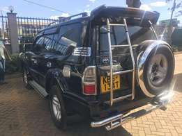 KBS Landcruiser Prado 95 Series Clean PETROL on quick sell