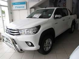 2016 Toyota Hilux 2.8 GD6 Double Cab A/T 4x4