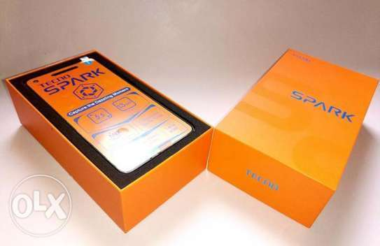 tecno spark k7 new sealed Runda - image 2