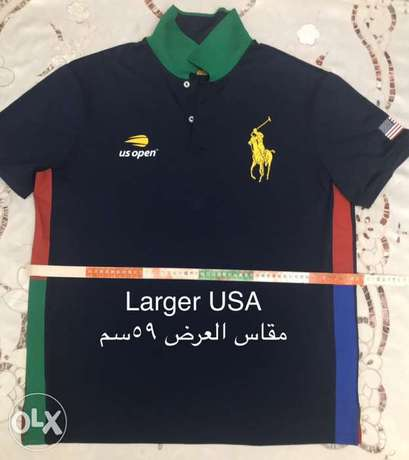 Ralph Lauren original special addition larg and XL