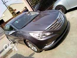 HYUNDAI SONATA 2013 Model Gray Colour
