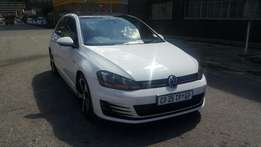 2013 Golf 7 GTI DSG For Sale