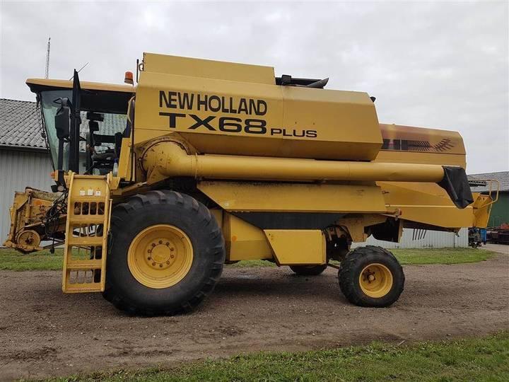 New Holland Tx68 Plus Sælges I Dele/for Parts - 1998