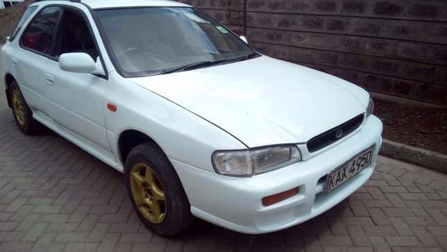 Super deal on a 1999 Subaru Impreza Manual 1500cc Karen - image 1