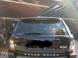 New Range Rover Sport SuperCharge
