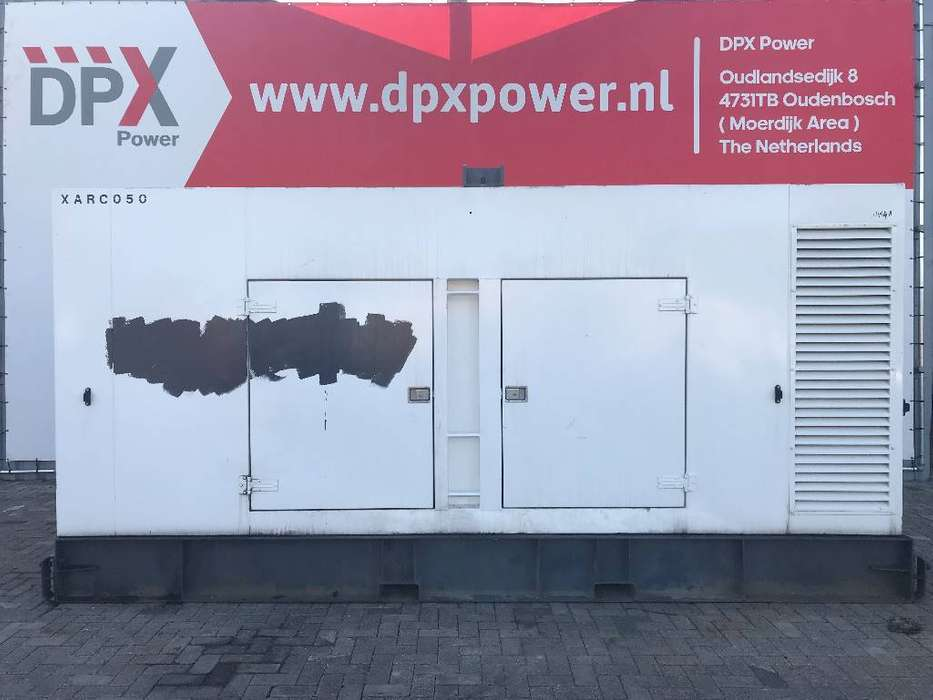 Scania Canopy Only for 550 kVA Genset - DPX-11404-A - 2004