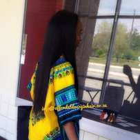 Brazilian and Peruvian Closures,Weaves and Front Lace Wigs Grade 8A.