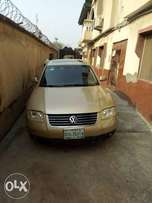 Passat 2001,clean and well maintain, up for grab 590k