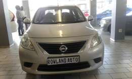 2014 nissan almera 1.5 for sell R110000
