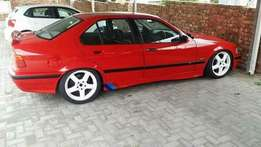 Bmw 318i 1995 to swap or sell