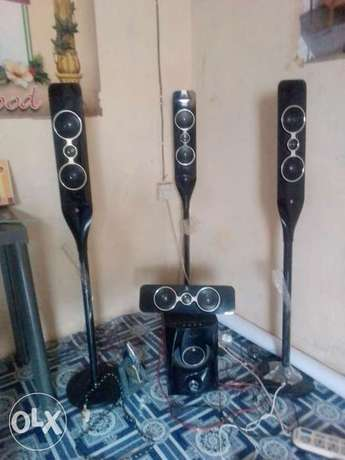 DP 5050M Sound home theater system Akure South - image 1