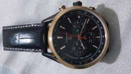 Mens swiss made watch fully automatic