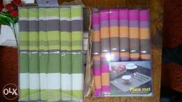 Table Mats 1000/- FOR 6 PIECES