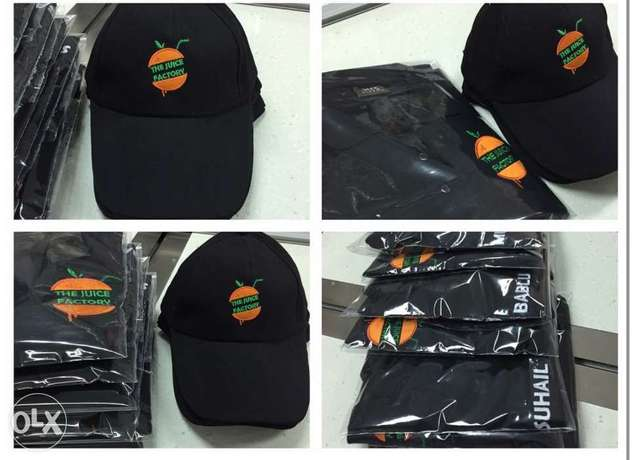 Company Uniforms with Embroidery or Printing