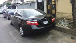 Clean tincan cleared 2007 camry