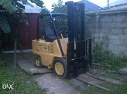 clean caterpillar forklift for sale