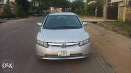 Clean 2007 Honda Civic For Sale