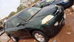 Very clean Acura MDX 2005 Green Forsale