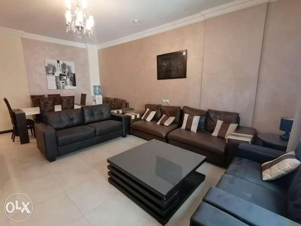 Spacious 2 BR FF+Balcony+Internet w/Distance to Oasis Mall For Rent