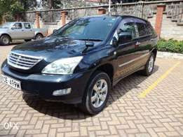 Toyota Harrier!! Almost Crisp New. Sold by Owner