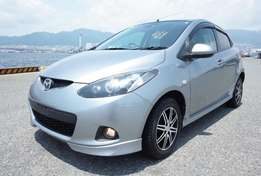 Just landed !! Mazda Demio Newshape, Driving Comfort package, Gray