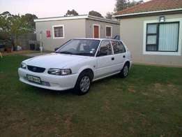 toyota tazz 130i for sale R36900